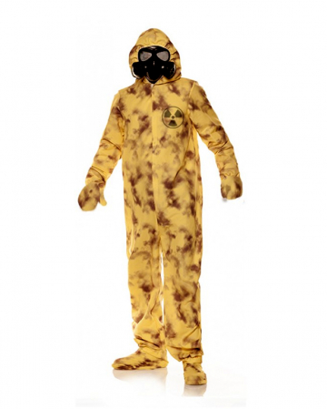 Biohazard Schutzanzug Kostüm