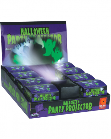 Party Projector Witches-Bats