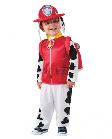 Paw Patrol Marshall Children Costume