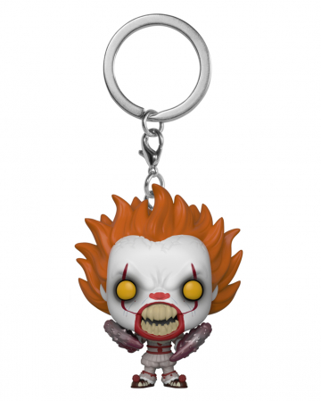 Pennywise Spider Legs Keyring Pocket POP