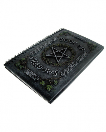 Pentagram Notebook With Ivy
