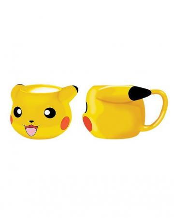 Pokémon 3D Tasse Pikachu