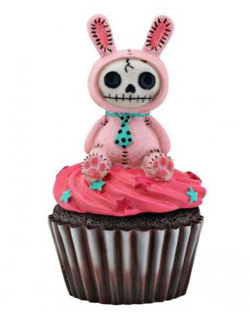 Furrybones Cupcake Schatulle - Pink Bun Bun