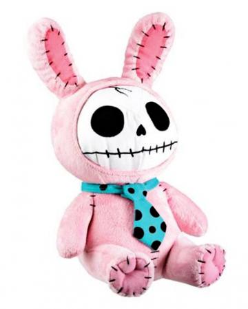 Furrybones Plüschfigur - Pink Bun Bun 30cm