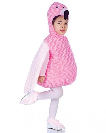 Pink Flamingo Babykostüm