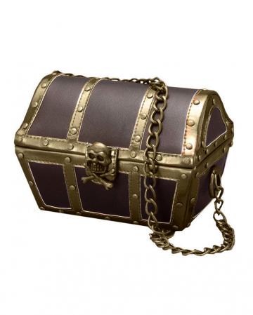 Piraten Schatztruhe Handtasche