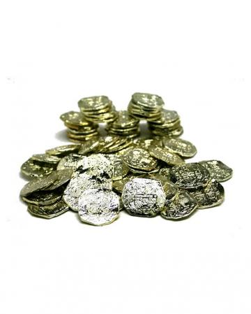 Piratenmünzen 72 Stück