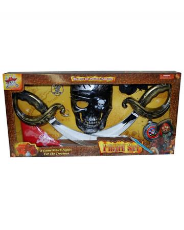 Piraten Set für Kinder