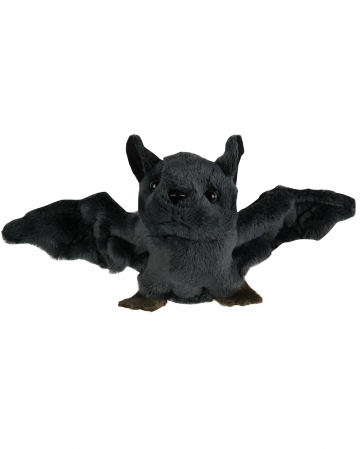 Plush Bat With Magnet