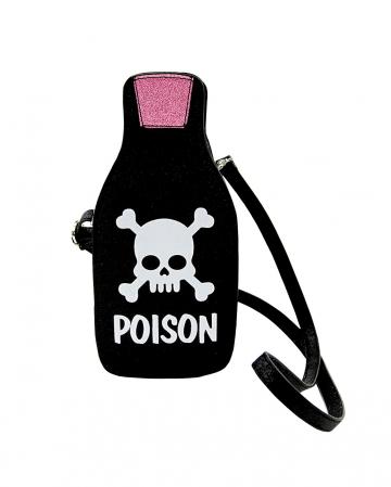 Poison Bottle Handbag Vinyl