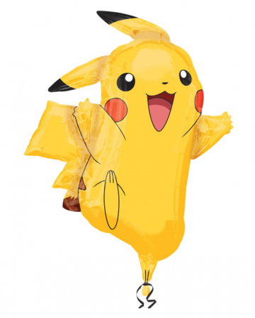 Pokemon Pikachu Foilballon