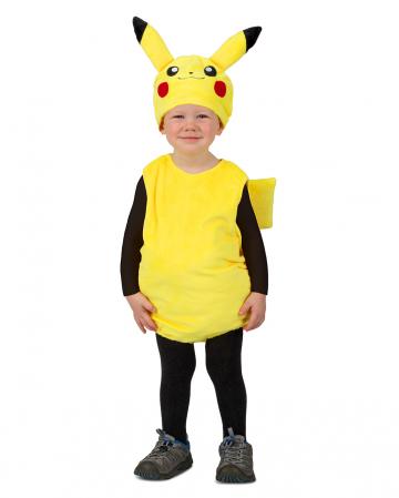 Pokemon Kleinkinder Kostüm Pikachu
