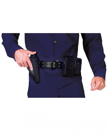 Polizist Gürtel Kostüm Accessoire