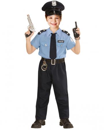 Polizist Kinderkostüm