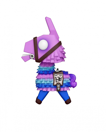 Funko POP Games - Fortnite Loot Llama Figur