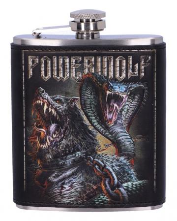 Powerwolf Flachmann
