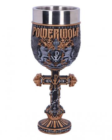 Powerwolf Metal Is Religion Weinklech