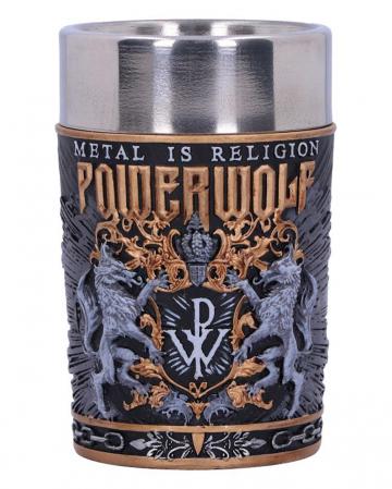 Powerwolf Metal Is Religion Schnapsbecher