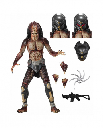 Predator Action Figure 18 Cm 9 Pcs