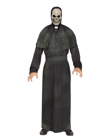 Priest Of Death Costume One Size