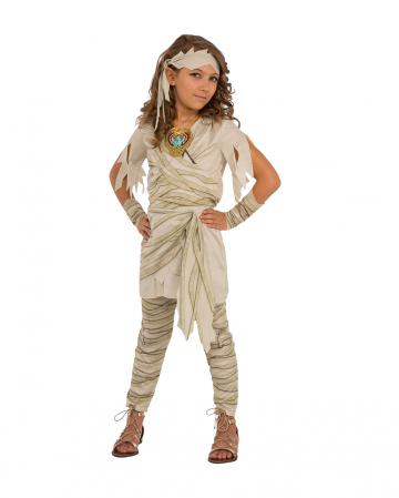 Princess Of The Undead Mummies Child Costume