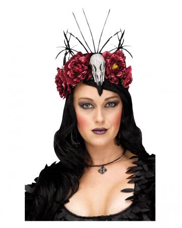 Ravens queen headdress