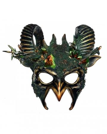 Rachegott des Waldes Maske