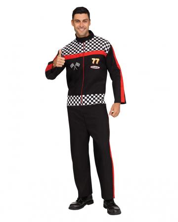 Rennfahrer Kostüm Jumpsuit