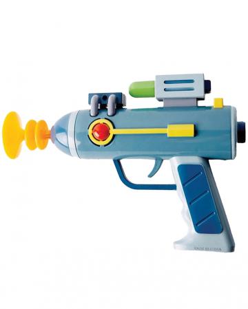 Laser Gun Rick and Morty