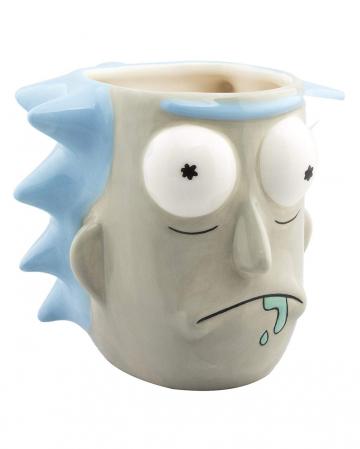 Rick & Morty - Rick Sanchez 3D Cup