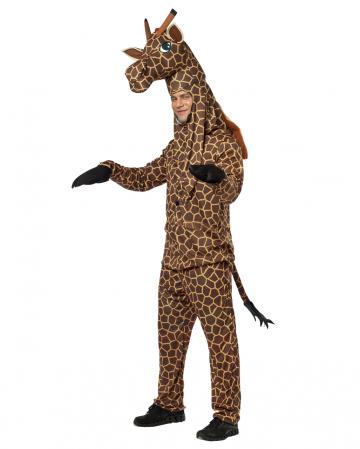 Riesen Giraffe Tierkostüm