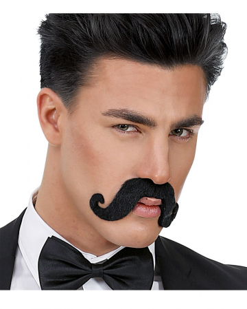Giant Moustache As Costume Accessory