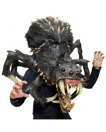 Mammoth Chomping Spider Mask