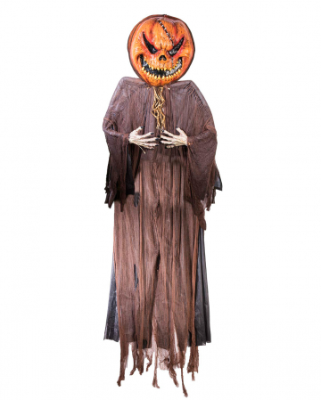 Huge Ragged Pumpkin Hanging Figure 365cm