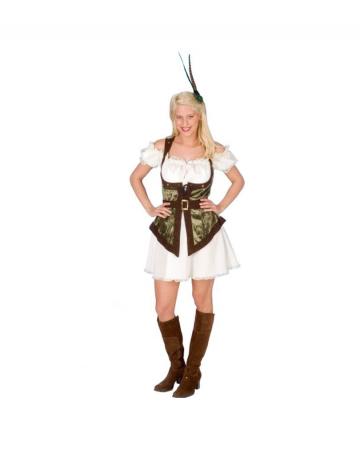 Sexy Robin Hood Frauenkostüm