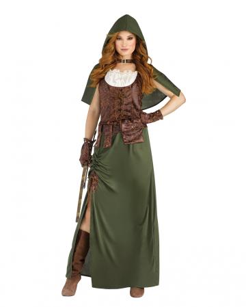 Robyn Hood Ladies Costume