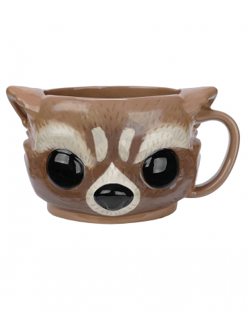 Rocket Guardians Of The Galaxy Funko POP! Cup