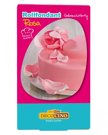 Rosa Rollfondant 250 g