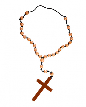 Rosary With Cross
