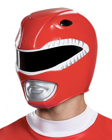 Roter Power Ranger Helm