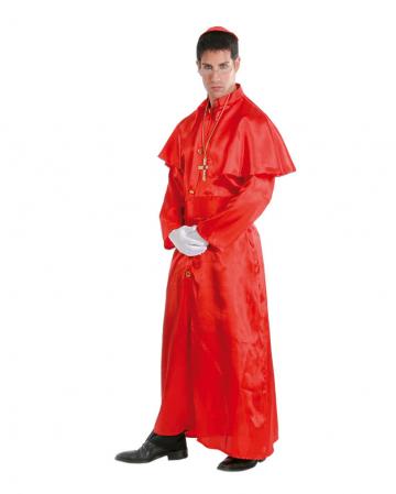 Rotes Kardinalsgewand