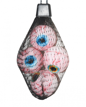 Bag With Human Eyes