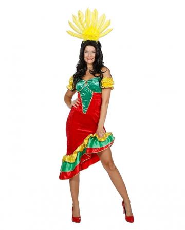 Brasilianerin Samba Kostüm