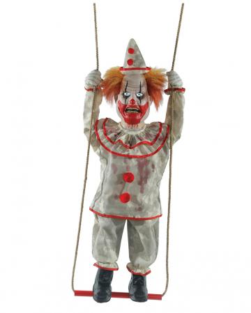 Rocking Horror Clown Animatronic