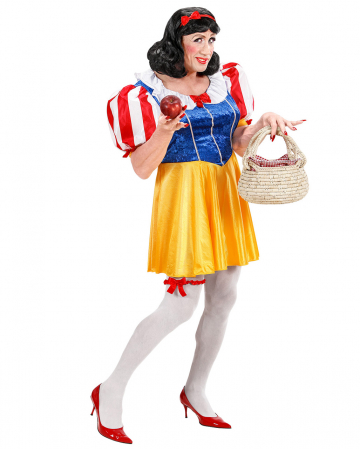 Snow White Drag Queen Costume