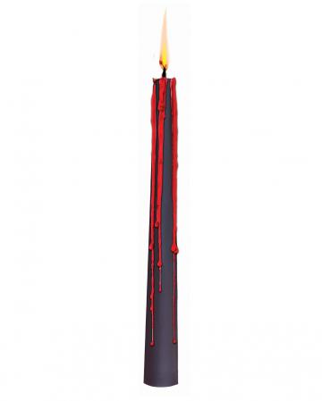 Black Bleeding Candle