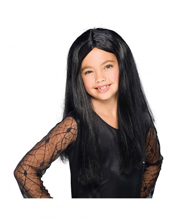 Witches Child Wig Black