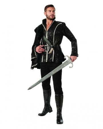 Dunkler Prinz Herren Kostüm