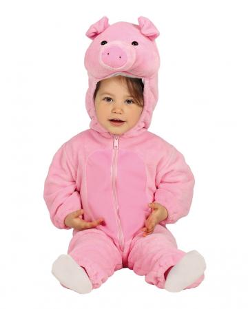 Baby Schweinchen Kostüm