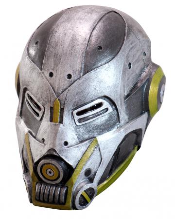 Roboter Maske